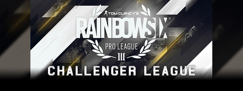 ESL R6 (PC) Challenger League Season 8 JP開催中!