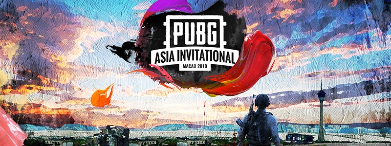 PUBG主催 アジア国際大会「PUBG ASIA INVITATIONAL MACAO 2019」YouTube、Twitch、ニコニコにて生配信決定!