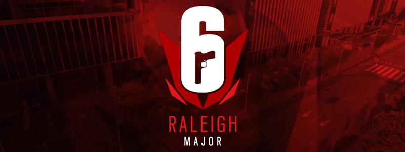 6/22(土) Rainbowsix Major Raleigh日本予選