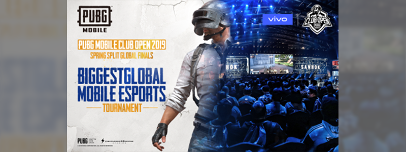 『PUBG MOBILE』の国際大会「PUBG MOBILE Club Open 2019 Global Finals」 7月26日(金)から開催!