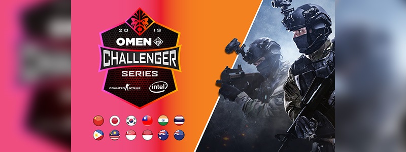 OMEN CHALLENGER SERIES 2019 Counter-Strike: Global Offensive日本クローズド予選配信情報