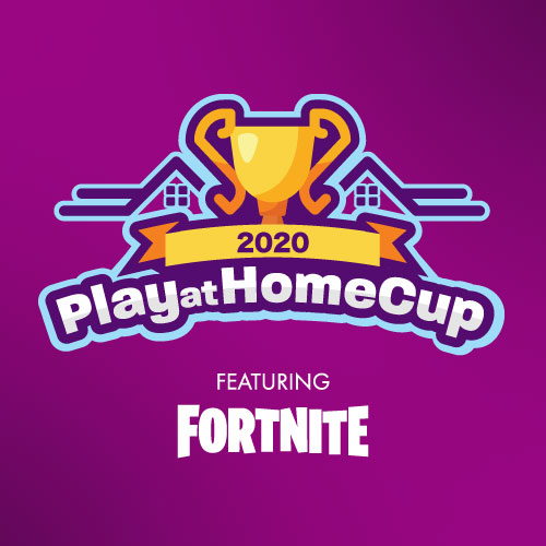 Play at Home Cup 2020(フォートナイト) 開催決定!