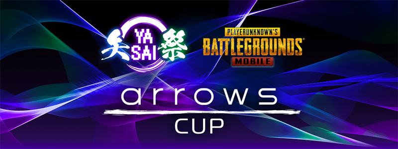 第2回 arrows CUP / PUBG MOBILE