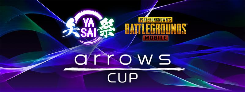 第9回 arrows CUP / PUBG MOBILE